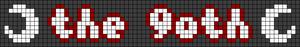 Alpha pattern #78921