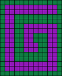 Alpha pattern #78923