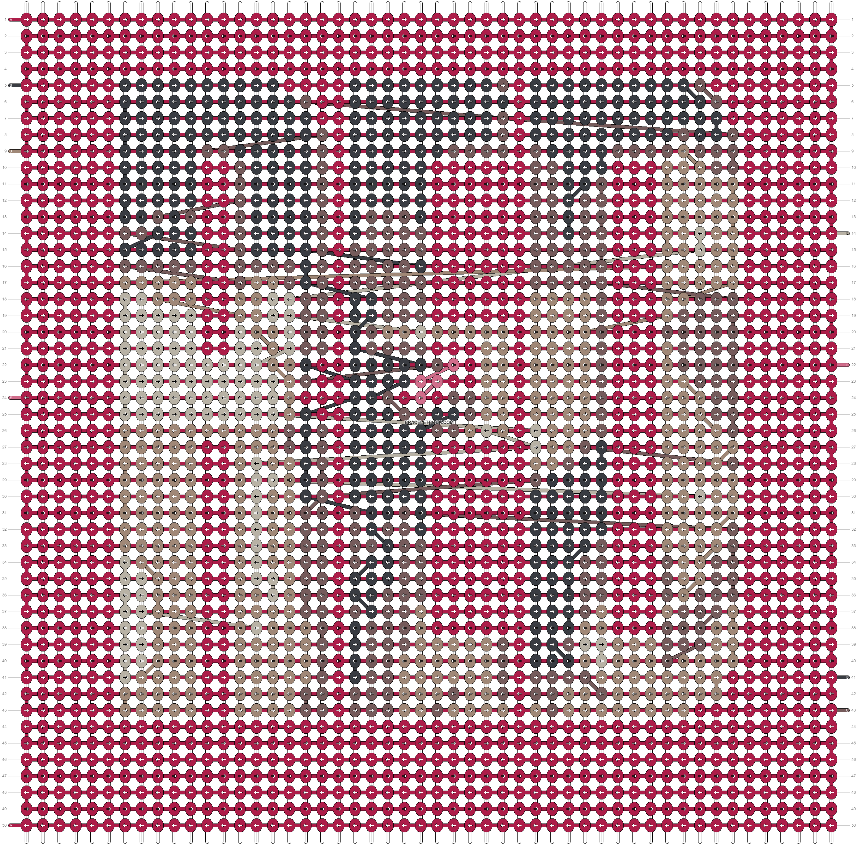 Alpha pattern #78926 pattern