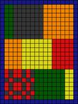 Alpha pattern #78927