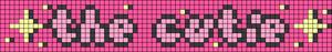 Alpha pattern #78933