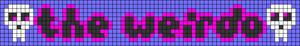 Alpha pattern #78934