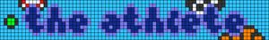 Alpha pattern #78935