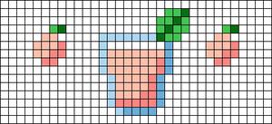 Alpha pattern #78948