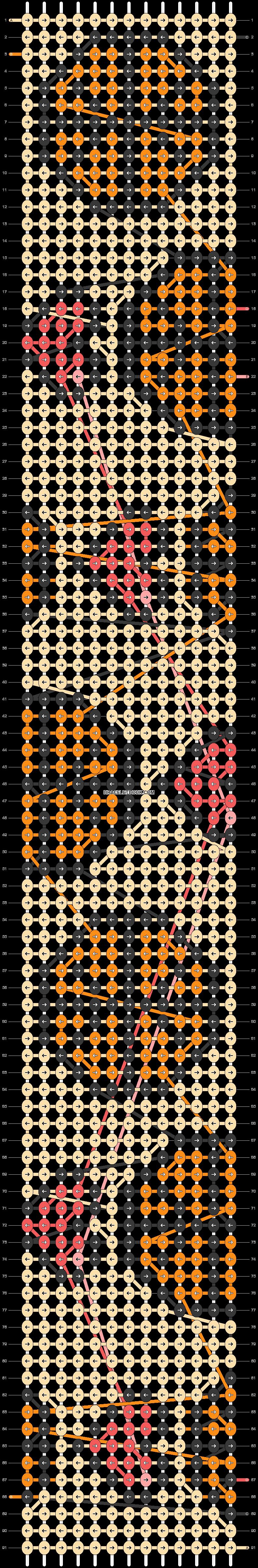Alpha pattern #78949 pattern