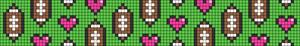 Alpha pattern #78953