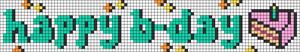 Alpha pattern #78965