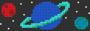 Alpha pattern #78976