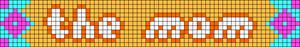 Alpha pattern #78979