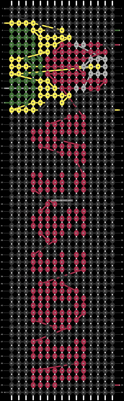 Alpha pattern #78981 pattern