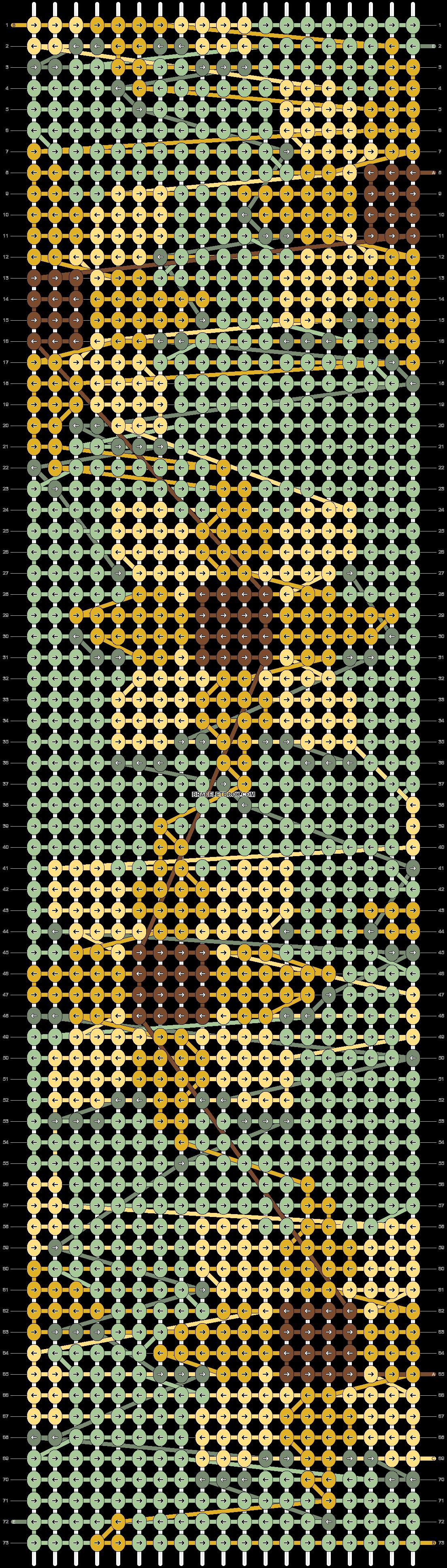 Alpha pattern #78988 pattern