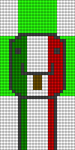 Alpha pattern #78991