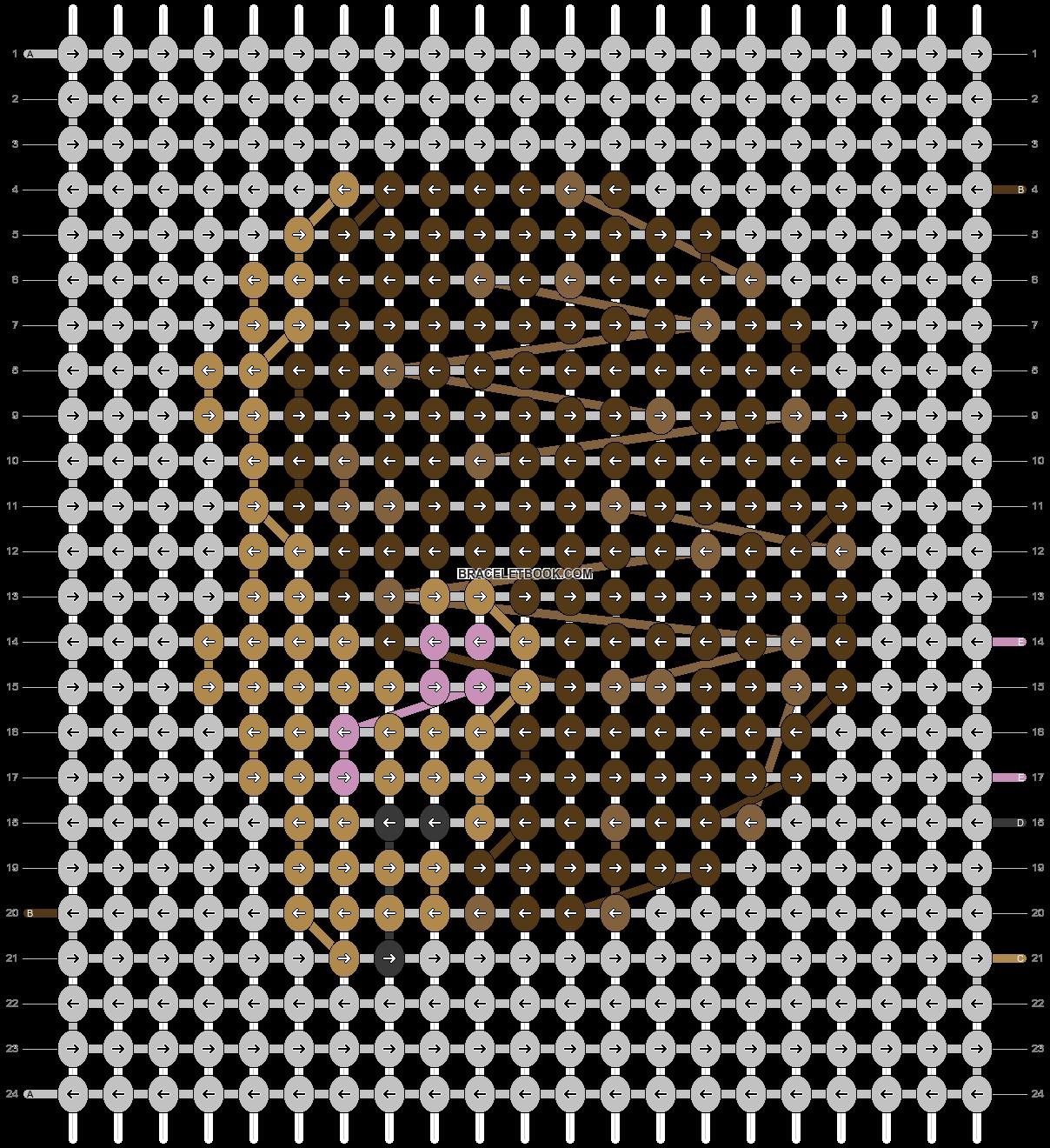 Alpha pattern #78992 pattern