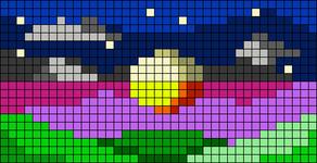 Alpha pattern #79011
