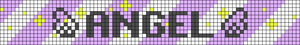Alpha pattern #79026
