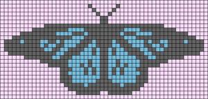 Alpha pattern #79027