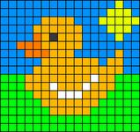 Alpha pattern #79028