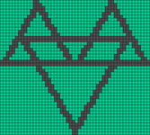 Alpha pattern #79029