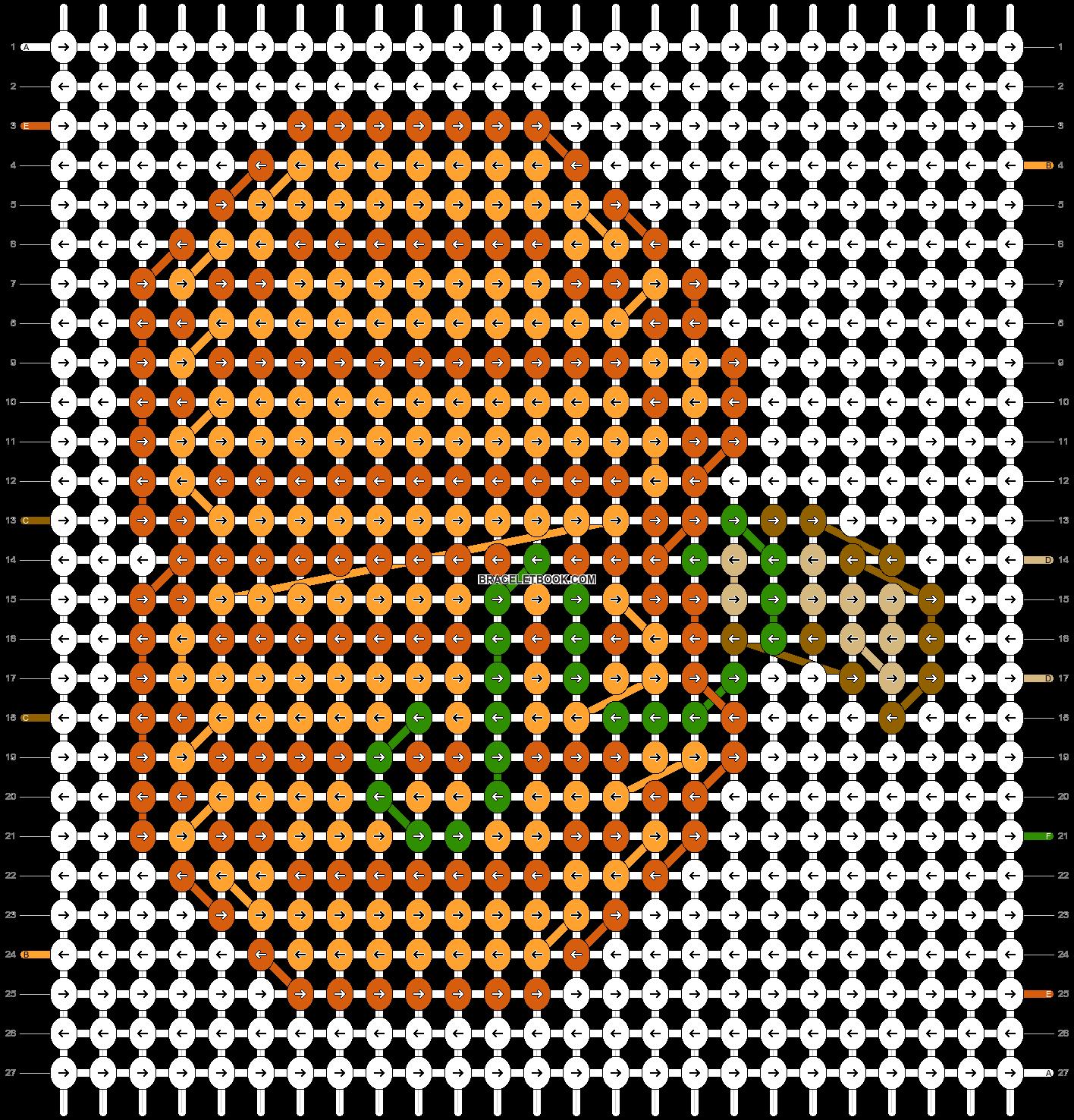 Alpha pattern #79042 pattern