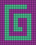 Alpha pattern #79060