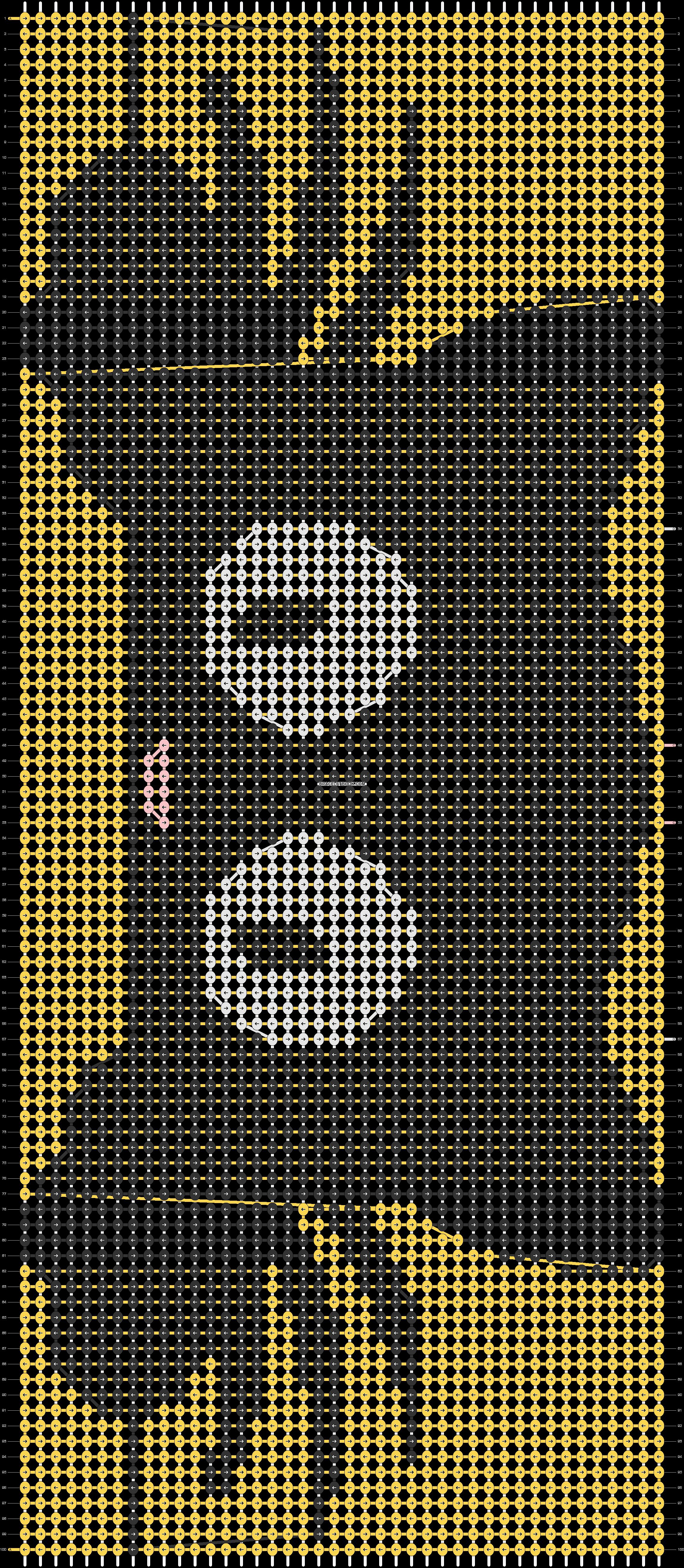 Alpha pattern #79096 pattern