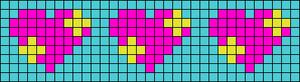 Alpha pattern #79107