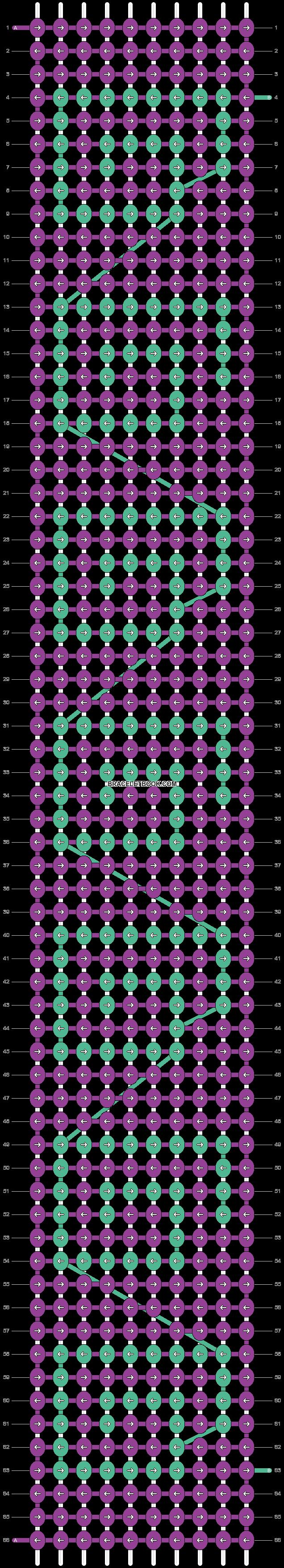 Alpha pattern #79114 pattern