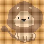 Alpha pattern #79117