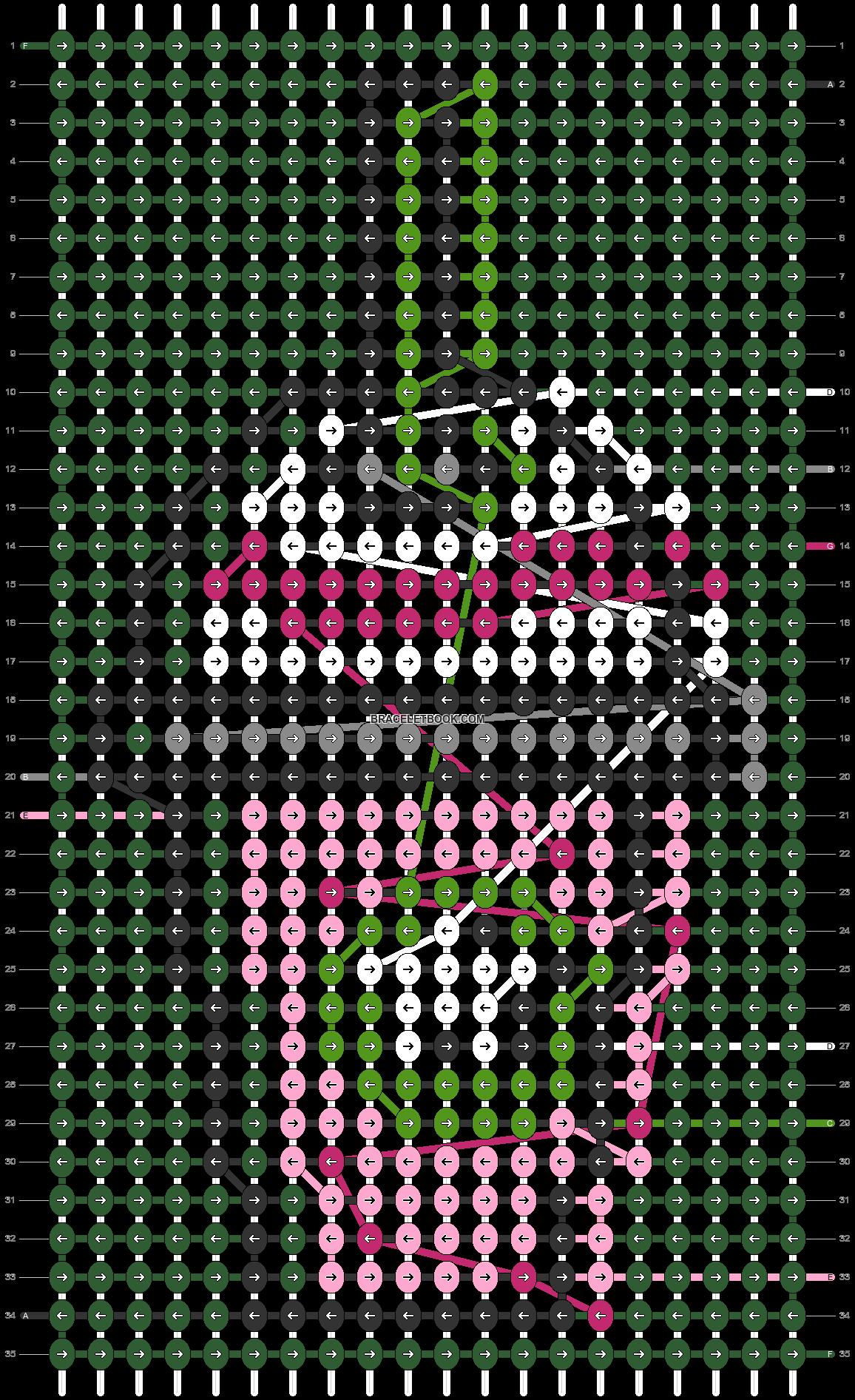 Alpha pattern #79147 pattern