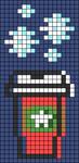 Alpha pattern #79156