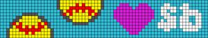 Alpha pattern #79157