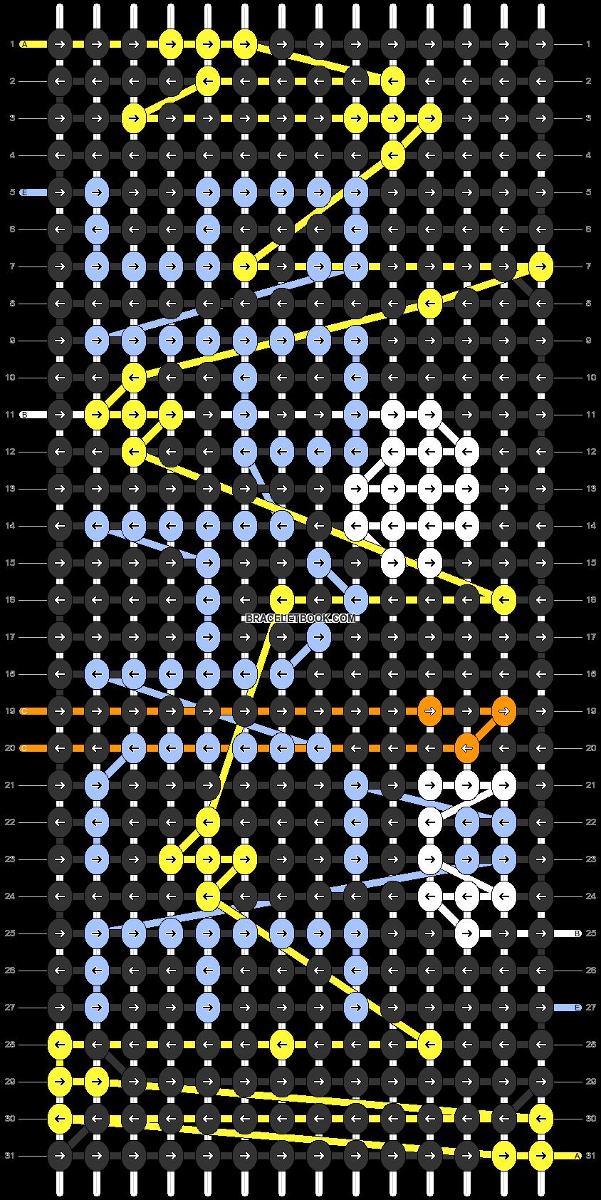 Alpha pattern #79160 pattern