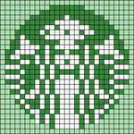 Alpha pattern #79161