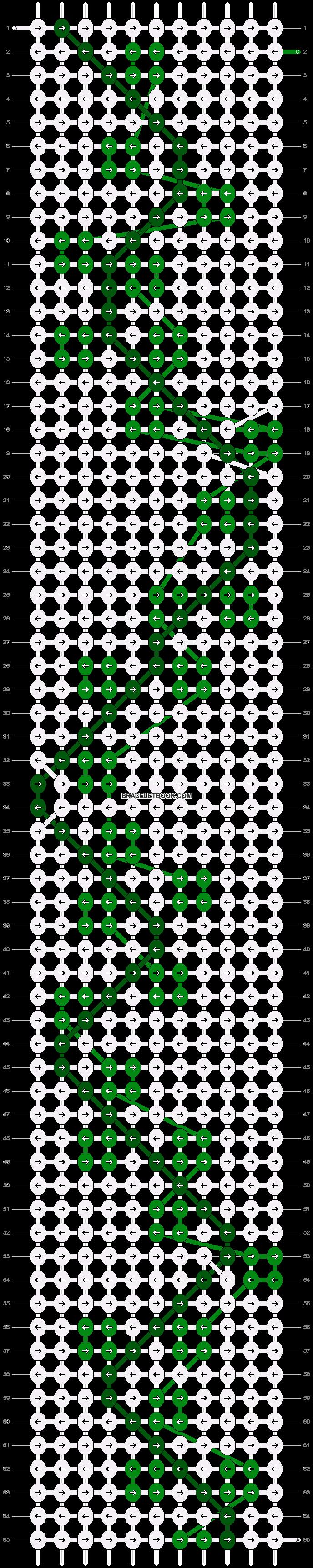 Alpha pattern #79165 pattern
