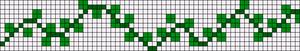 Alpha pattern #79165