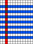 Alpha pattern #79170