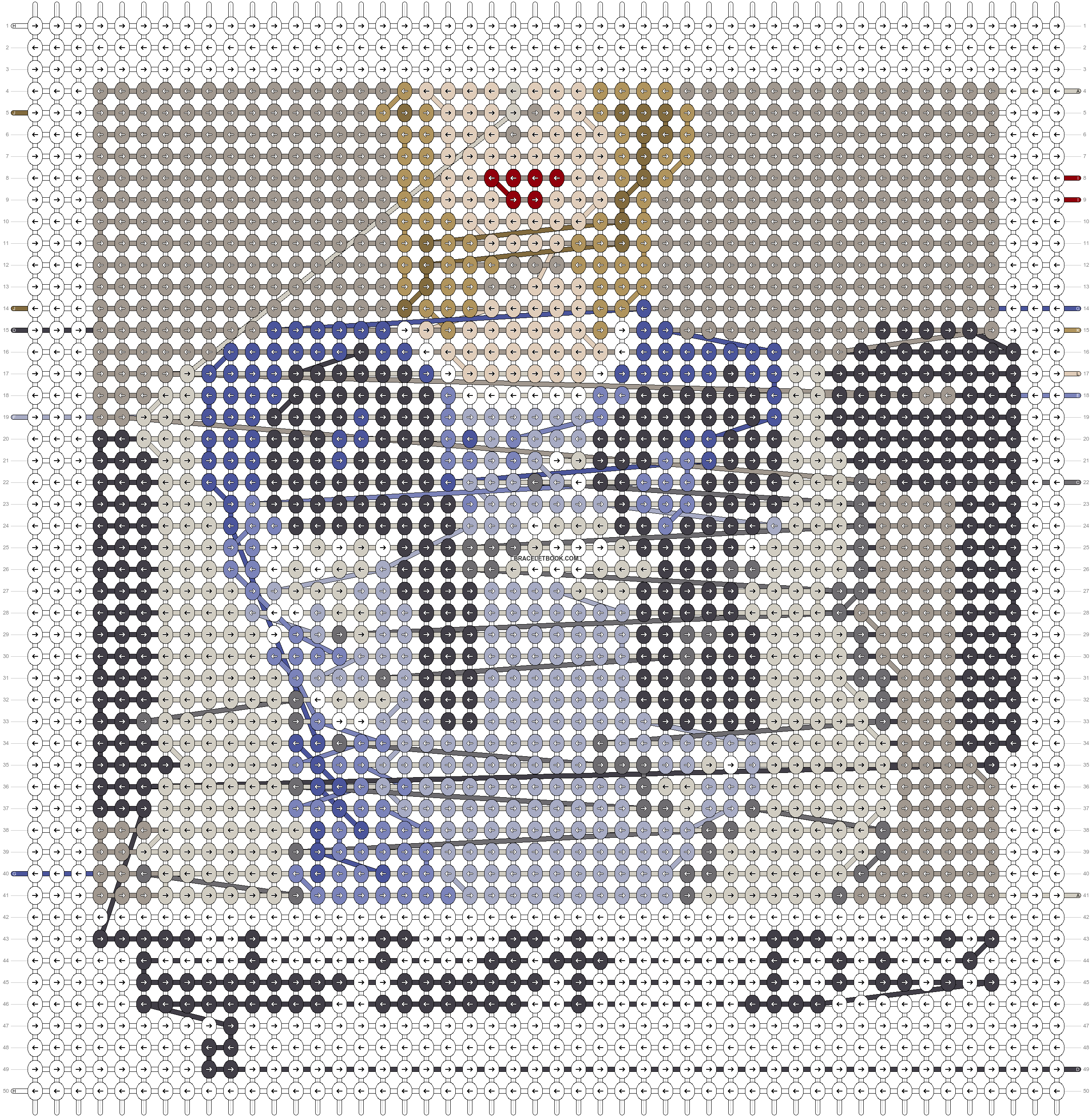 Alpha pattern #79176 pattern
