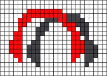 Alpha pattern #79180