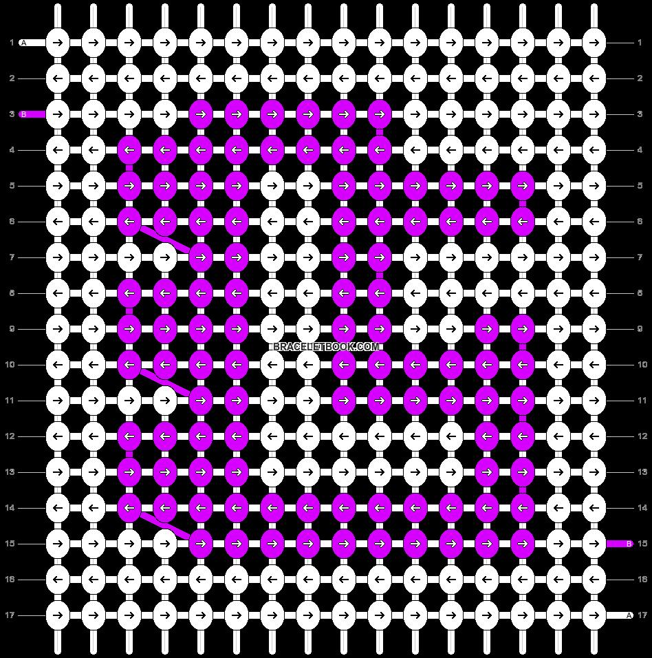 Alpha pattern #79197 pattern