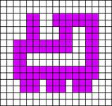 Alpha pattern #79197