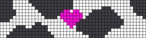 Alpha pattern #79203