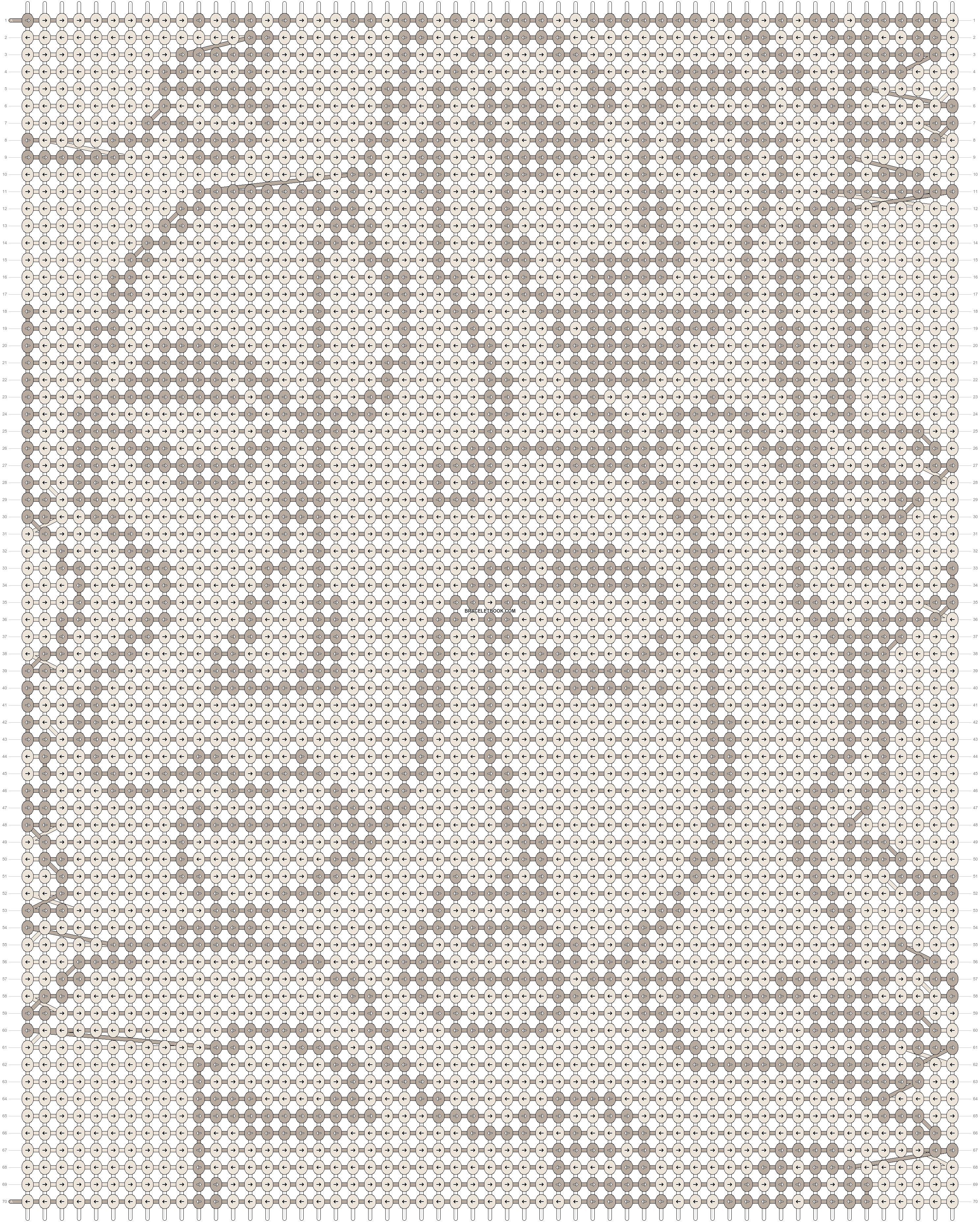 Alpha pattern #79204 pattern
