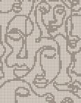 Alpha pattern #79204