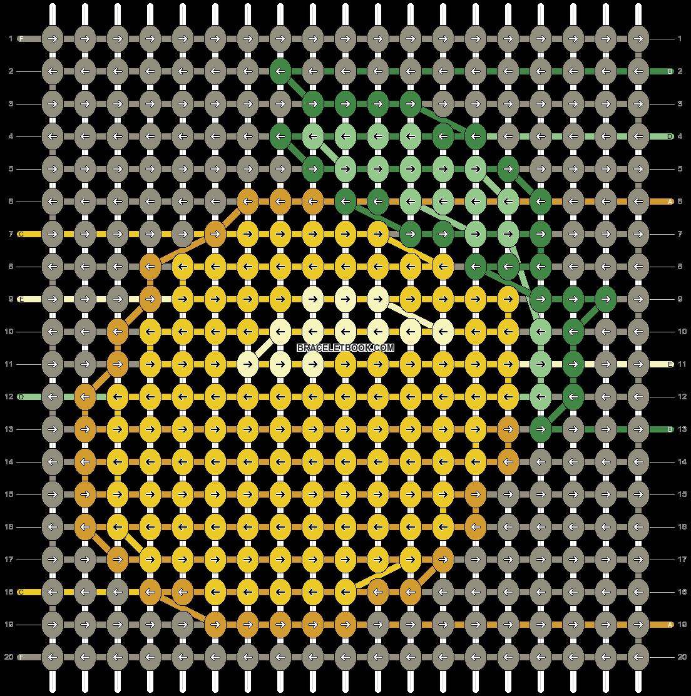 Alpha pattern #79214 pattern