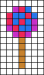 Alpha pattern #79224