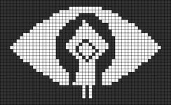 Alpha pattern #79228