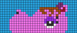 Alpha pattern #79243