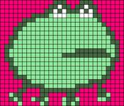 Alpha pattern #79252
