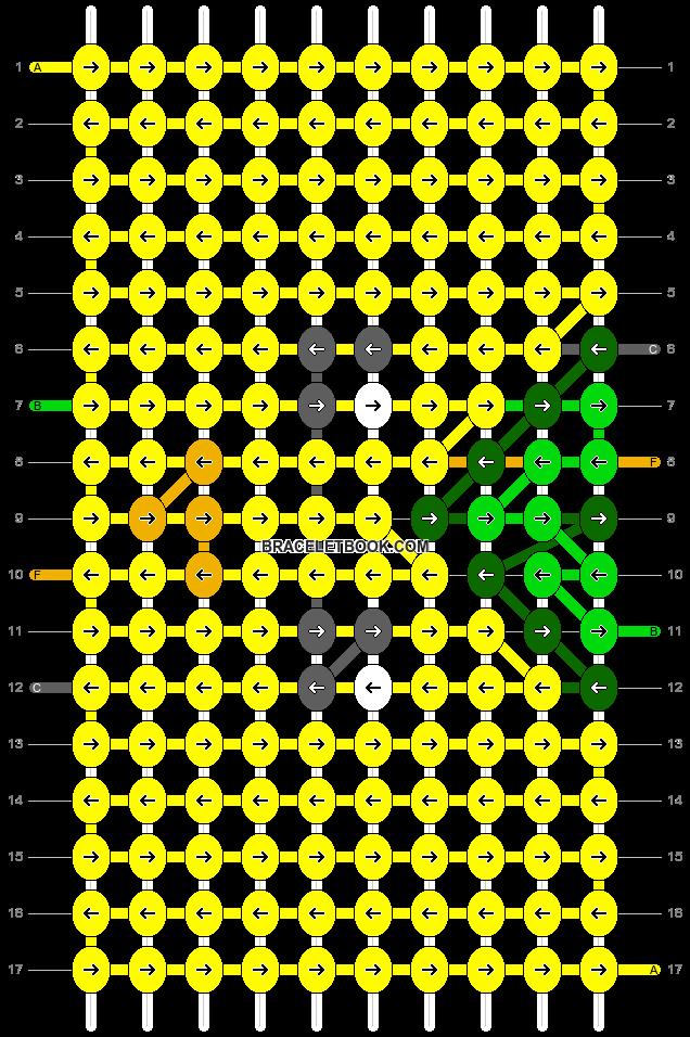 Alpha pattern #79257 pattern