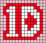 Alpha pattern #79263